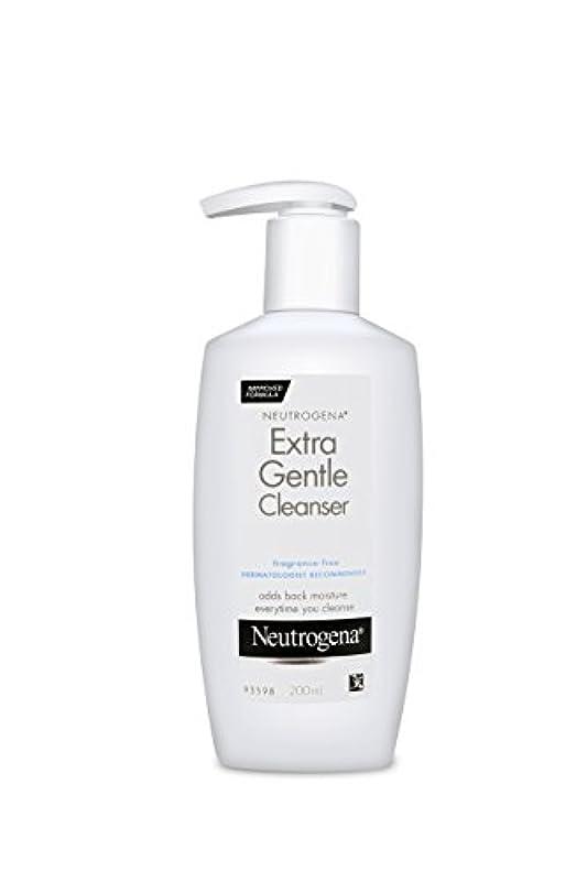 昇進少ないタービンNeutrogena Extra Gentle Cleanser 200 ml (並行輸入品)