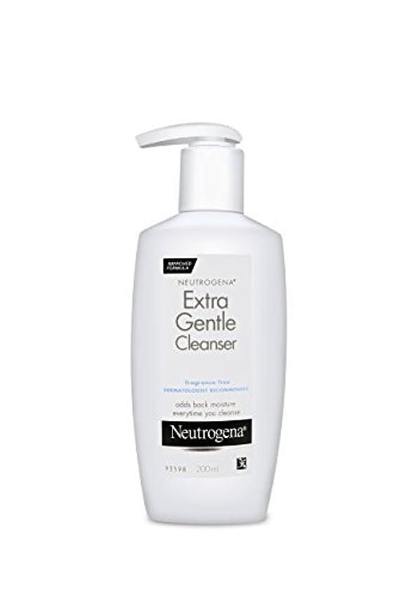 Neutrogena Extra Gentle Cleanser 200 ml (並行輸入品)