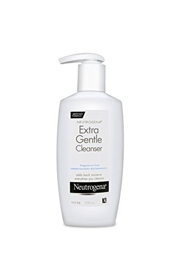 マディソンメンテナンス水差しNeutrogena Extra Gentle Cleanser 200 ml (並行輸入品)