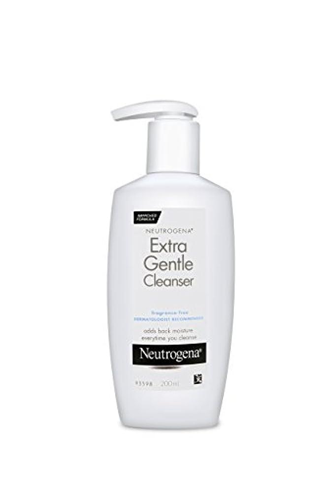 前置詞圧倒するほぼNeutrogena Extra Gentle Cleanser 200 ml (並行輸入品)