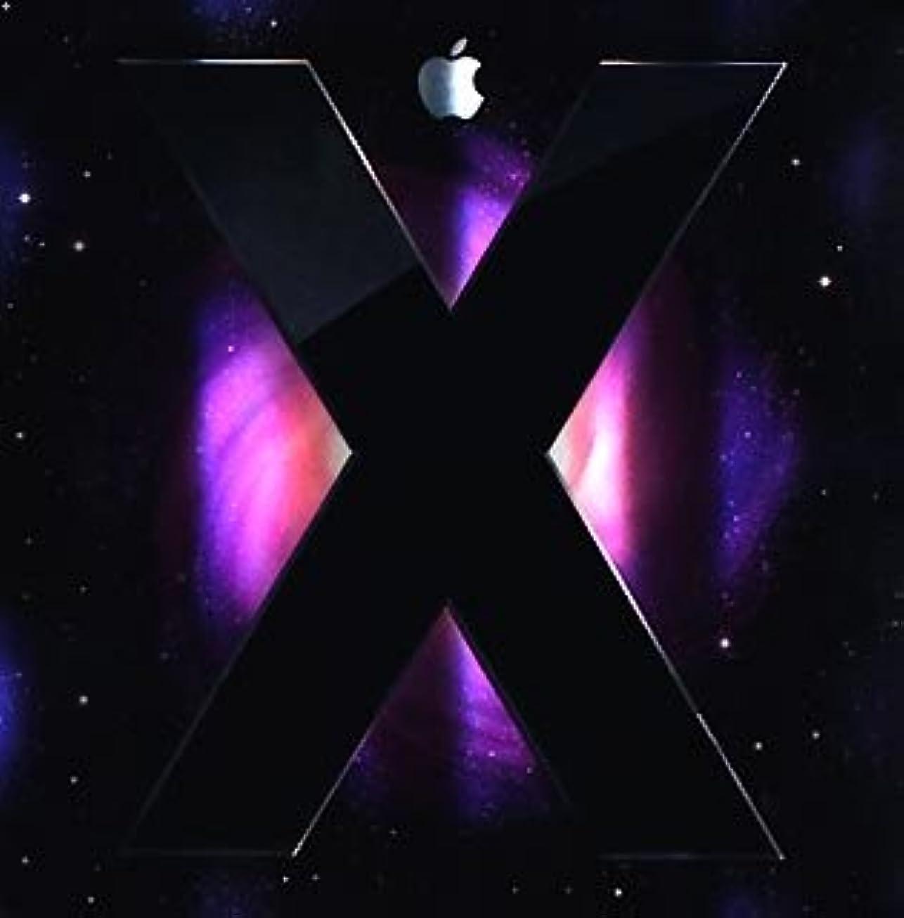 倍率バンジョー何かMac OS X Leopard ファミリーパック