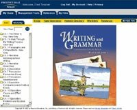 Prentice Hall Writing And Grammar - Communication in Action (Platinum): Interactive Textbook Cd-rom