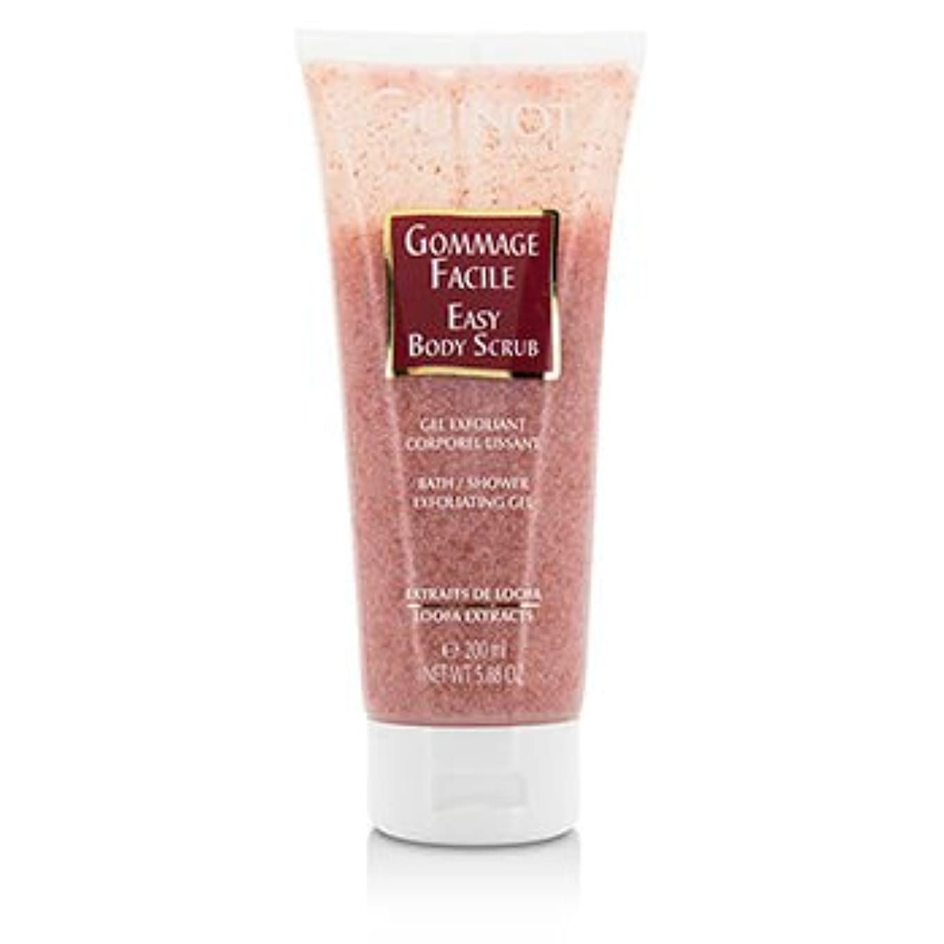 意気揚々余暇助手[Guinot] Exfoliating Body Scrub 200ml/5.88oz