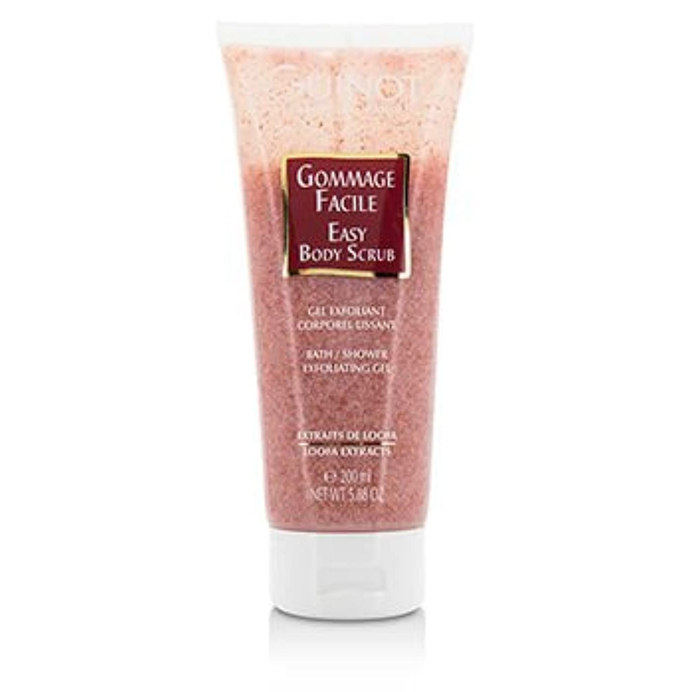 第二に自明アフリカ[Guinot] Exfoliating Body Scrub 200ml/5.88oz