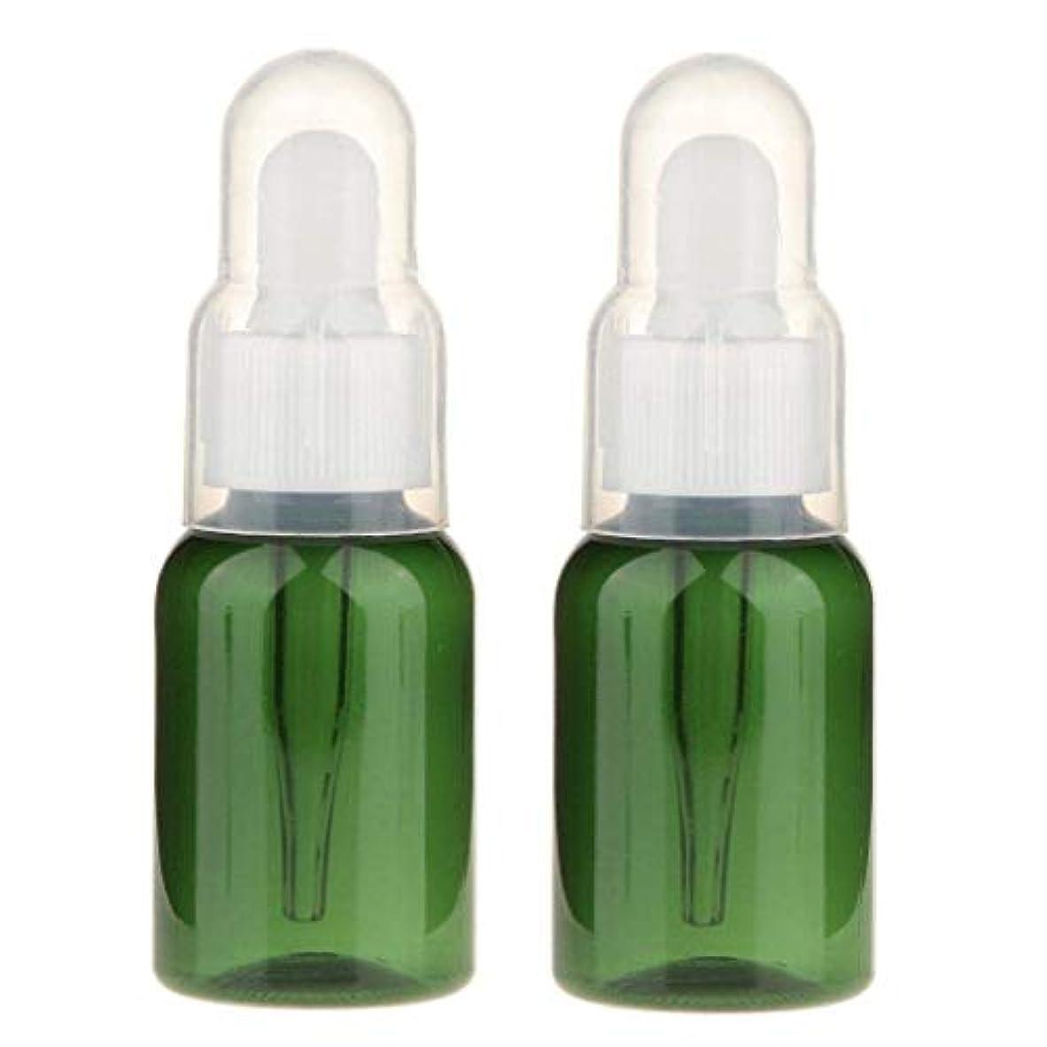 リークエゴイズム伝染病2ピース35ミリリットル空のスポイトボトル付きスポイトピペットフィット用diyブレンド用品ツールアクセサリーサンプルボトル旅行