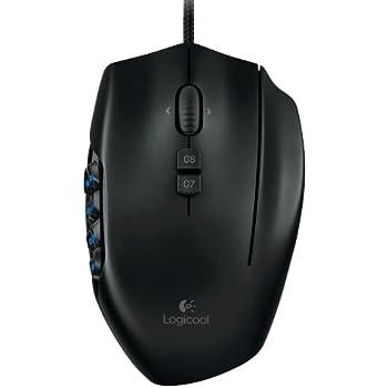 LOGICOOL MMOゲーミングマウス G600