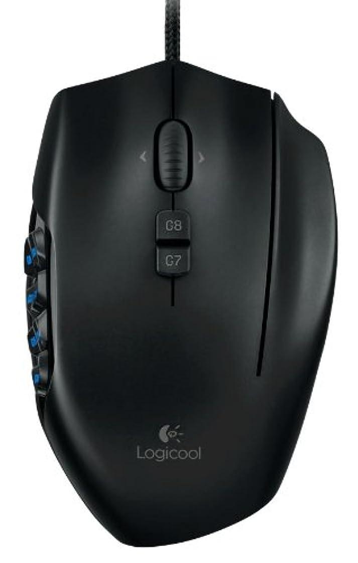 恐ろしい大腿再発するLOGICOOL MMOゲーミングマウス G600