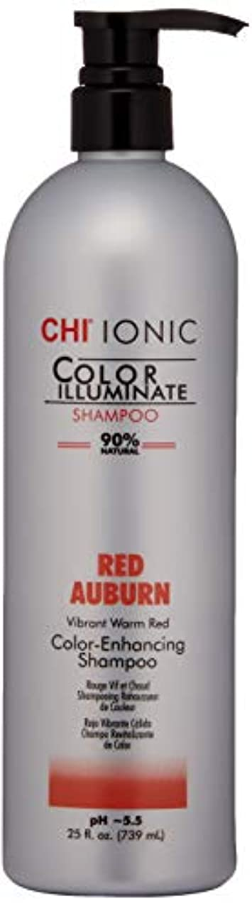 ネーピア場合目的Ionic Color Illuminate - Red Auburn Shampoo