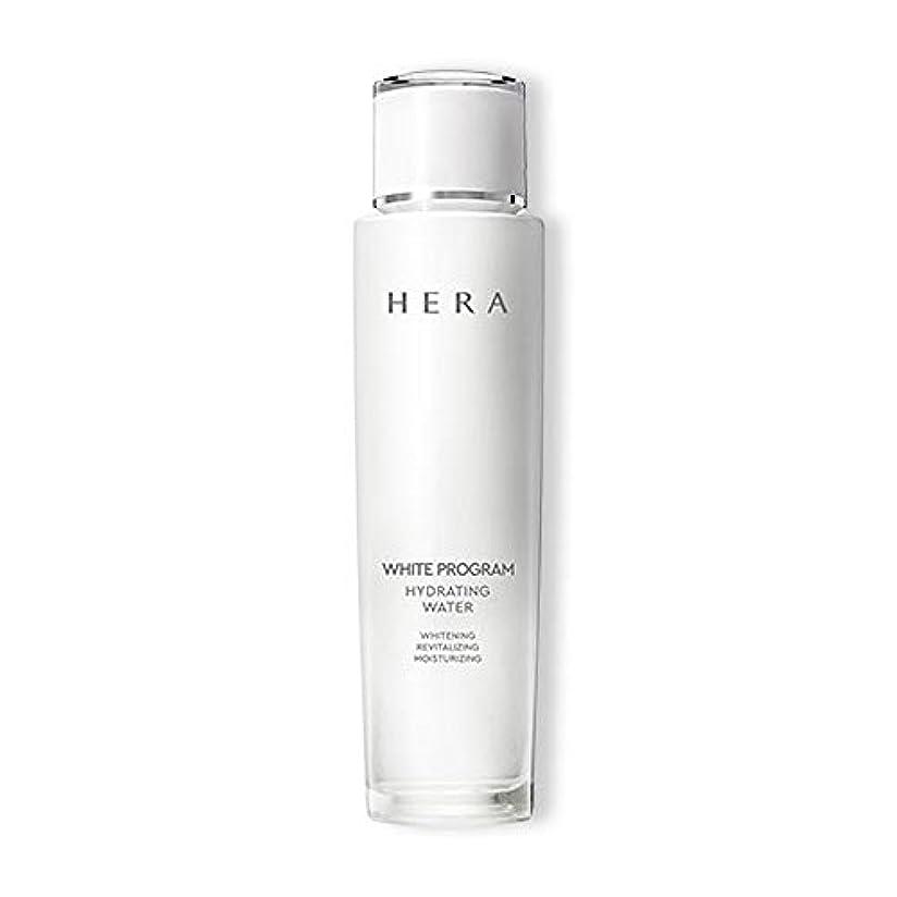 補正登山家噴火HERA(ヘラ) ホワイトプログラムハイドロレイティングウォーター(化粧水)150ml