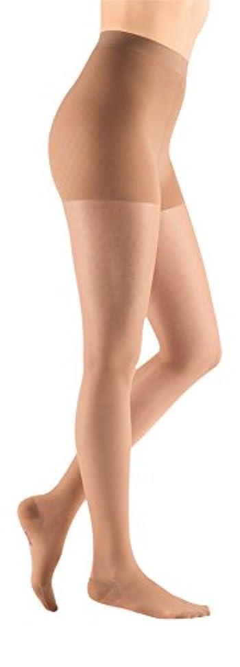 八バケツ太字Medi Sheer&Soft Pantyhose 8-15mmHg Closed Toe, C, NATURAL by Medi