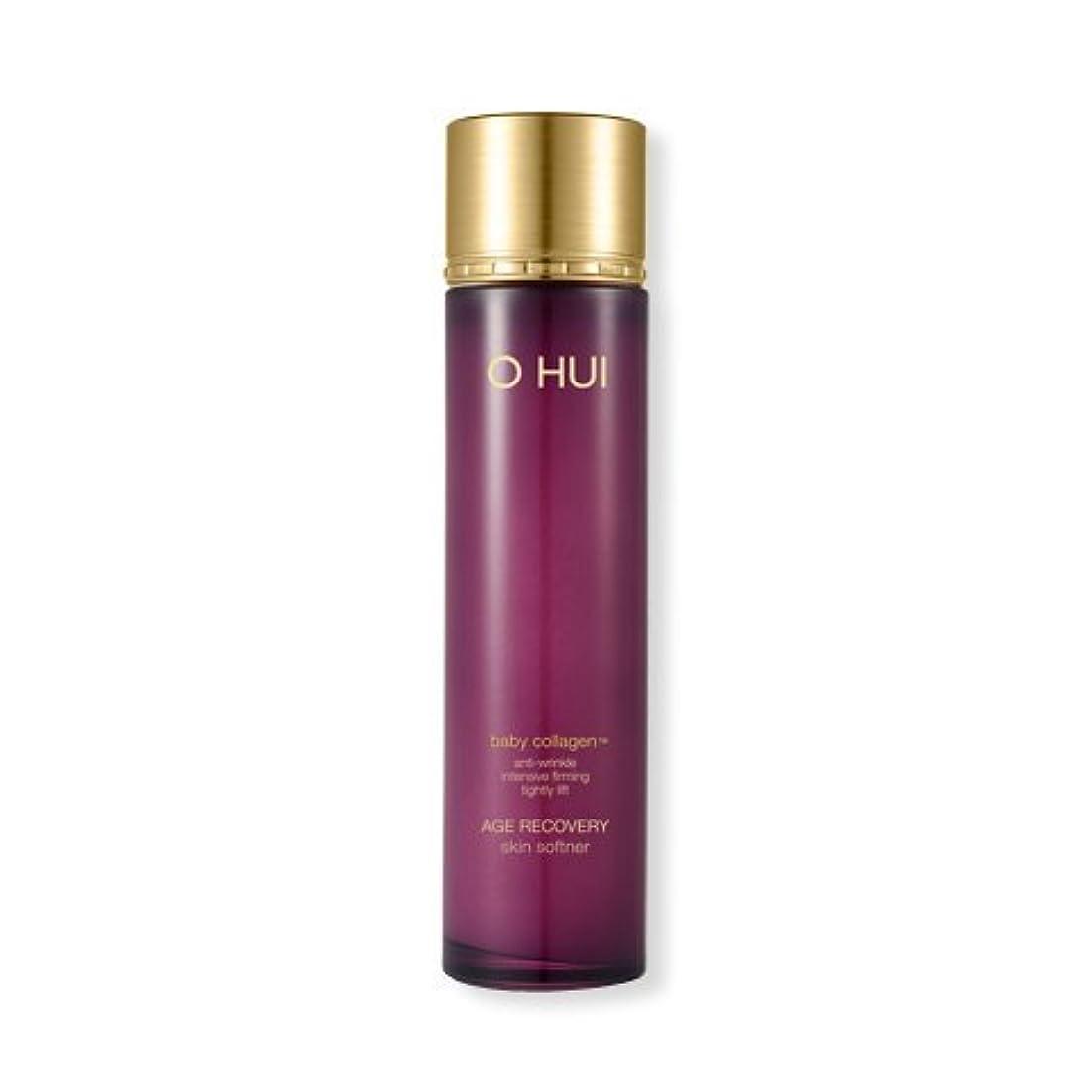 浸漬うがい線形OHUI Age Recovery Skin Softener 150ml/オフィ エイジ リカバリー スキン ソフナー 150ml [並行輸入品]