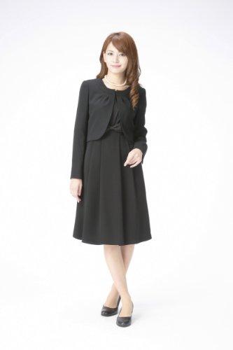 (マーガレット)marguerite m705 ブラックフォーマル レディース アンサンブル 礼服