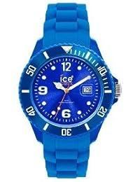 Ice-Watch アイスウォッチ ユニセックス 男女兼用 SI.BE.U.S.09 Sili Collection Blue Plastic and シリコンウォッチ 男性用 メンズ 腕時計 (並行輸入)