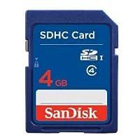 SDSDB-004G-J01 [スタンダード SDHCカード 4GB]