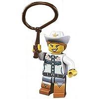 レゴ ミニフィギュア シリーズ8 SIDE B LEGO minifigures #8833 カウガール ミニフィグブロック積み木