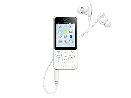 ソニー SONY ウォークマン Sシリーズ 8GB Bluetooth/NFC対応 イヤホン付属 ホワイト NW-S14 W
