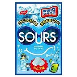 ノーベル製菓 サワーズ(SOURS) ラムネ味 45g×6個入×(2ケース)