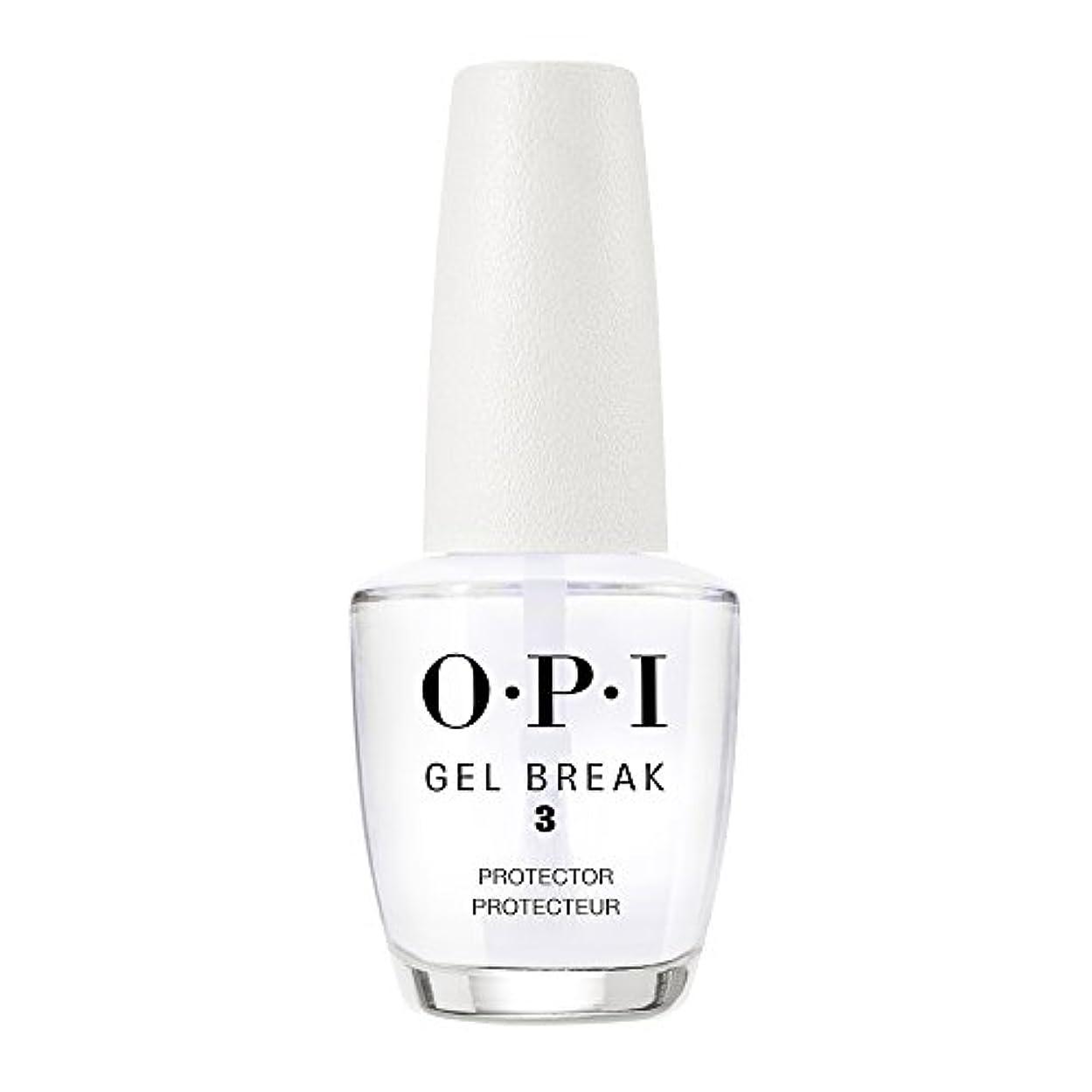 清める粒雰囲気OPI(オーピーアイ) ジェルブレイク プロテクター トップコート