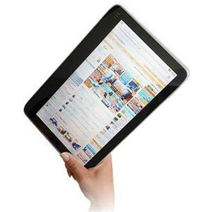 マウスコンピューター Android2.2搭載タブレット端末 LuvPad AD100 SMB-A1011