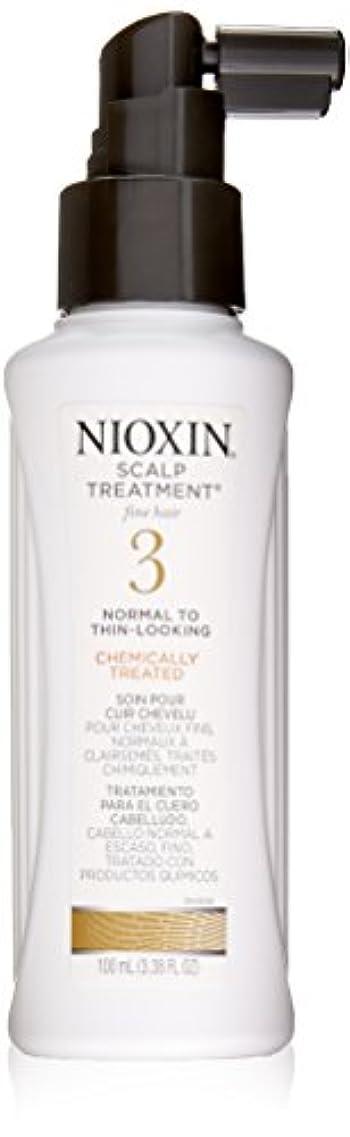 欠陥磁器経済的ナイオキシン Diameter System 3 Scalp & Hair Treatment (Colored Hair, Light Thinning, Color Safe) 100ml/3.38oz並行輸入品