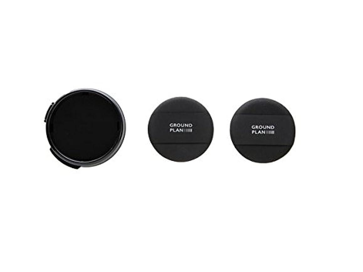 グラディス練習帽子[Refill][Ground Plan] Secret Mist Cushion No.23 グラウンドプラン シークレットミストクッション 15g 23号レフィル [並行輸入品]