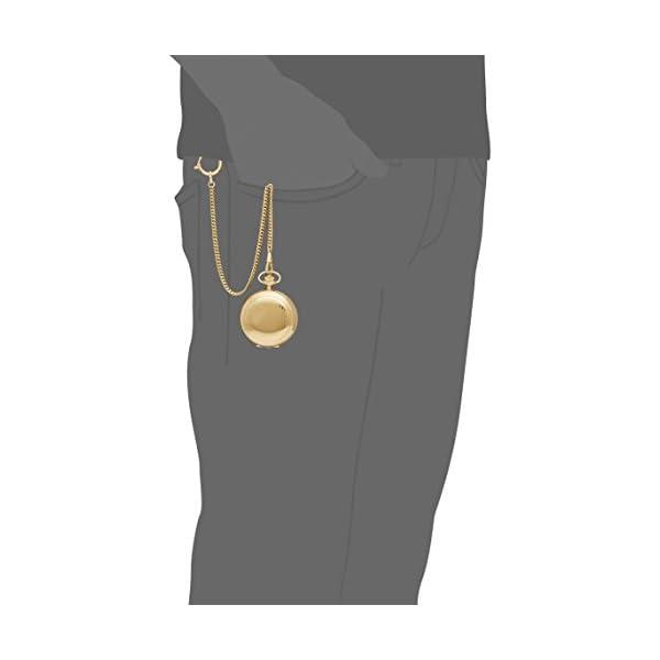[ティソ] TISSOT ポケットウォッチ(懐...の紹介画像5