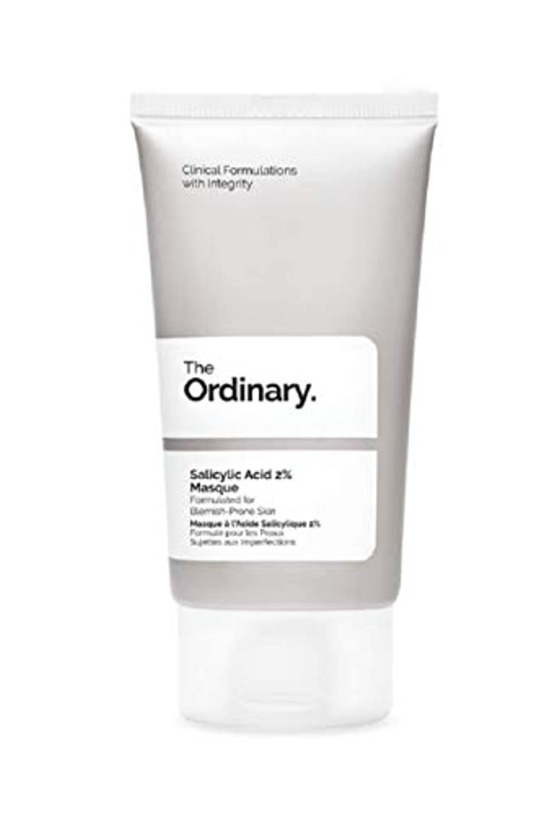 損失恥ずかしさ小川The Ordinary Salicylic Acid 2% Masque 50ml