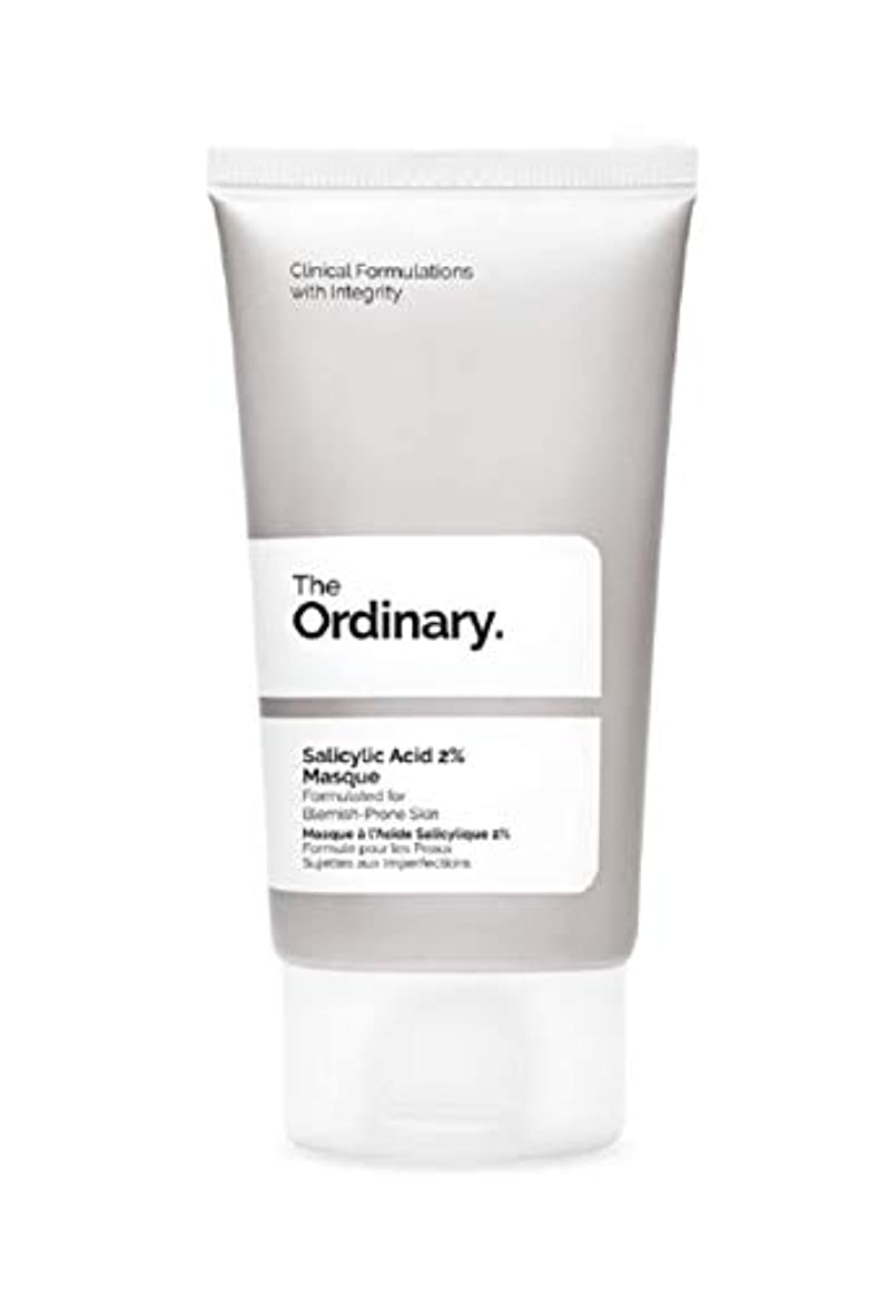 警告するコンサート添加剤The Ordinary Salicylic Acid 2% Masque 50ml