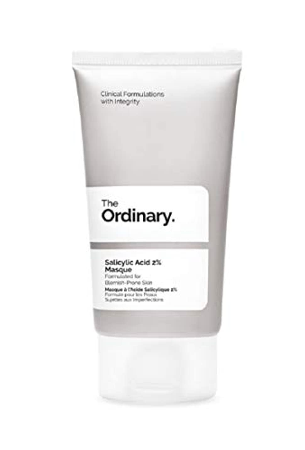 フィットネスレザー写真The Ordinary Salicylic Acid 2% Masque 50ml