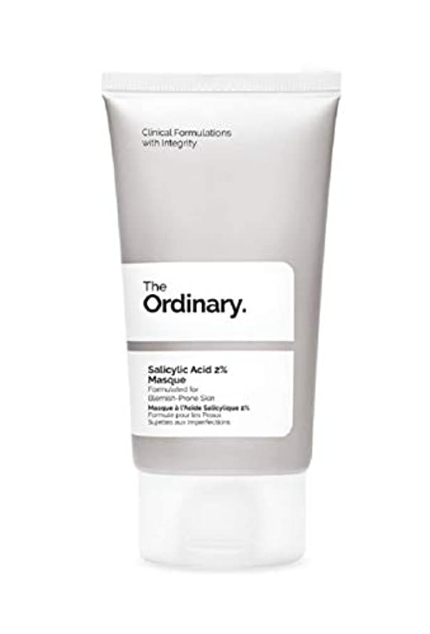 道に迷いました無し外交The Ordinary Salicylic Acid 2% Masque 50ml
