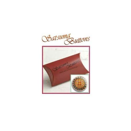 SatsumaButtons(薩摩ボタン)サツマボタン(15mm)単品【梨切紋】SBB1-129 (15mm)