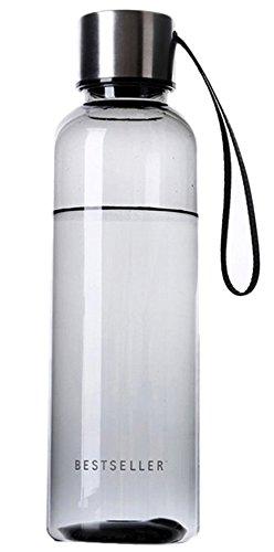 (ステキ ライフ)Suteki Life クリア 水筒 ボトル 500ml プラスチック