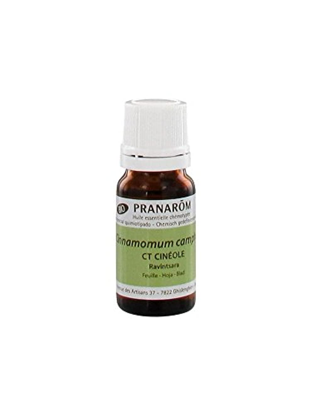 周術期過敏な社会科プラナロム ラヴィンツァラ 10ml BIO(PRANAROM ケモタイプ精油)[並行輸入品]