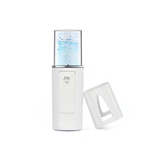 【正規販売店】Breett ミスト補水美顔器 USB充電式ナ...