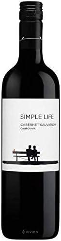 Simple Life California Cabernet Sauvignon Red wine, 750ml