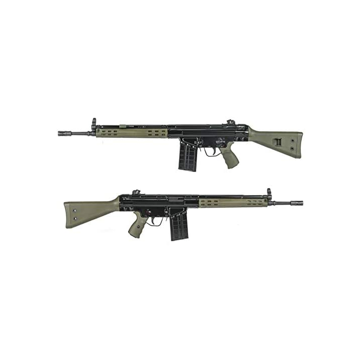 VFC Umarex HK G3(G3A3) GBBR ガスブローバック BK/OD