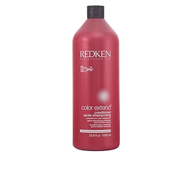 器用雑品証拠Redken Color Extend Conditioner 975 ml or 33oz (並行輸入品)