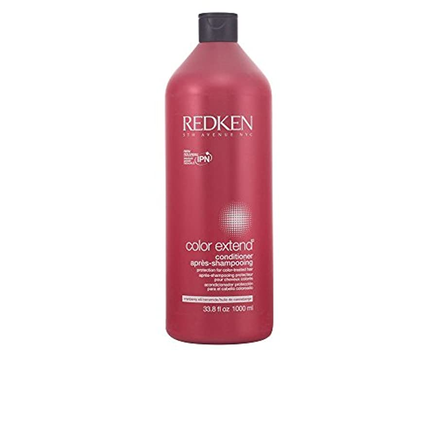 二十研磨警告Redken Color Extend Conditioner 975 ml or 33oz (並行輸入品)