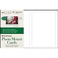 Strathmore ST105-682 Embossed Photo Mount Cards by Strathmore