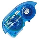 コクヨ テープのりドットライナーホールドしっかり貼るタイプ 詰替用 8.4mm×16m 1個