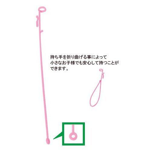 [해외]링 스틱 100 개입 24cm 풍선 용 플라스틱 스틱/Ring stick 100 pcs 24 cm balloons plaque