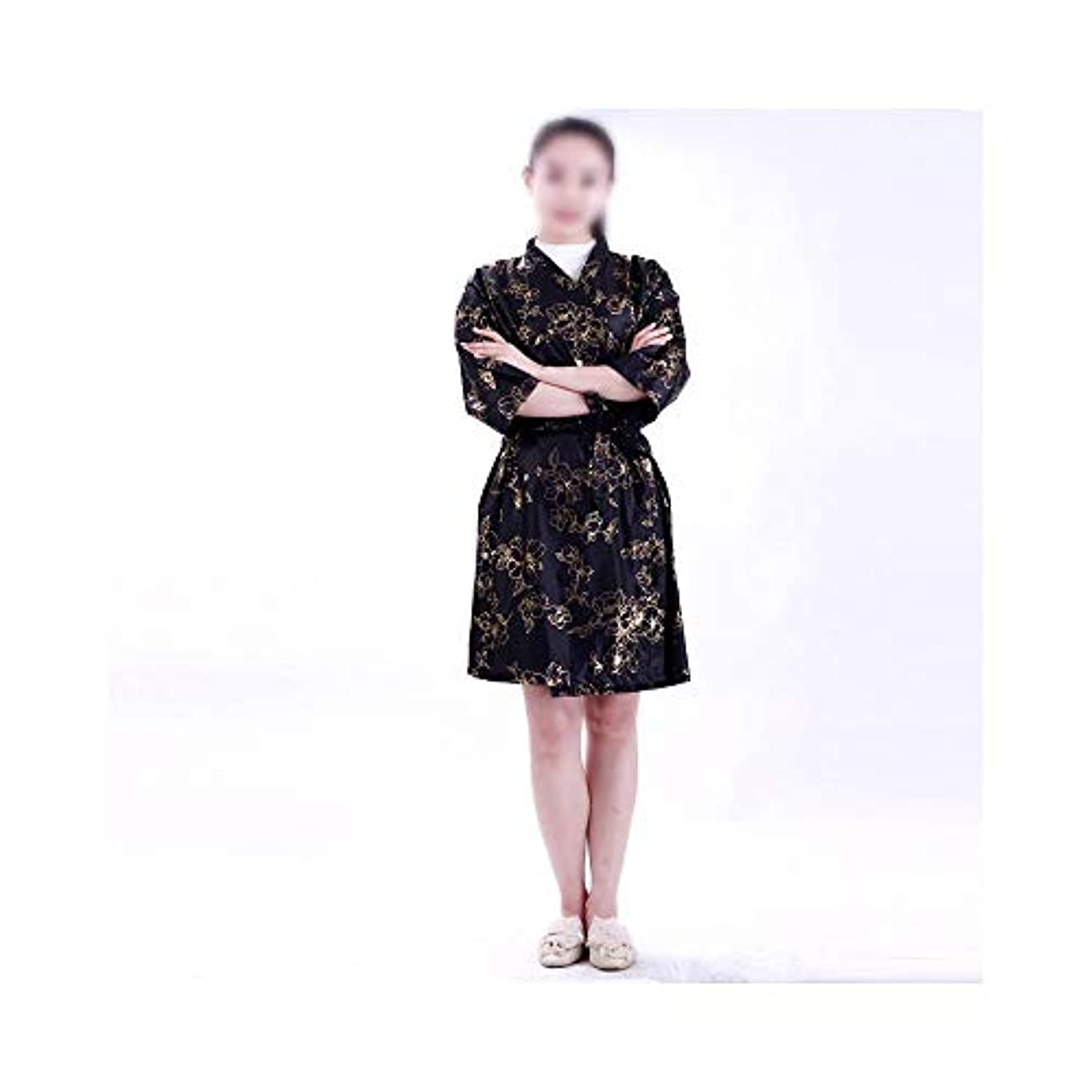 葉っぱスカートイヤホン理髪ガウンプロフェッショナルサロン撥水調節可能な髪岬、 モデリングツール