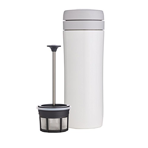 ESPRO(エスプロ) トラベルプレス コーヒー用 ホワイト(1コ入)