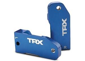 ハイテック トラクサス キャスターブロック 30° L&R アルミ製ブルーアルマイト 3632A