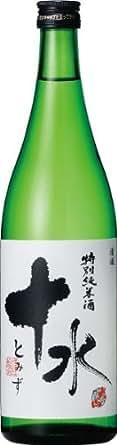 大山 特別純米酒 十水 とみず 720ml