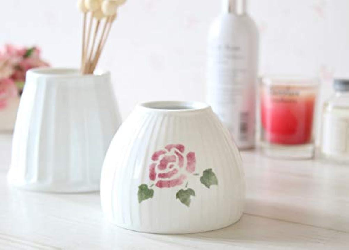宅配便フルーツ野菜道徳のマニーローズ 陶器 ジュポン型アロマカバー