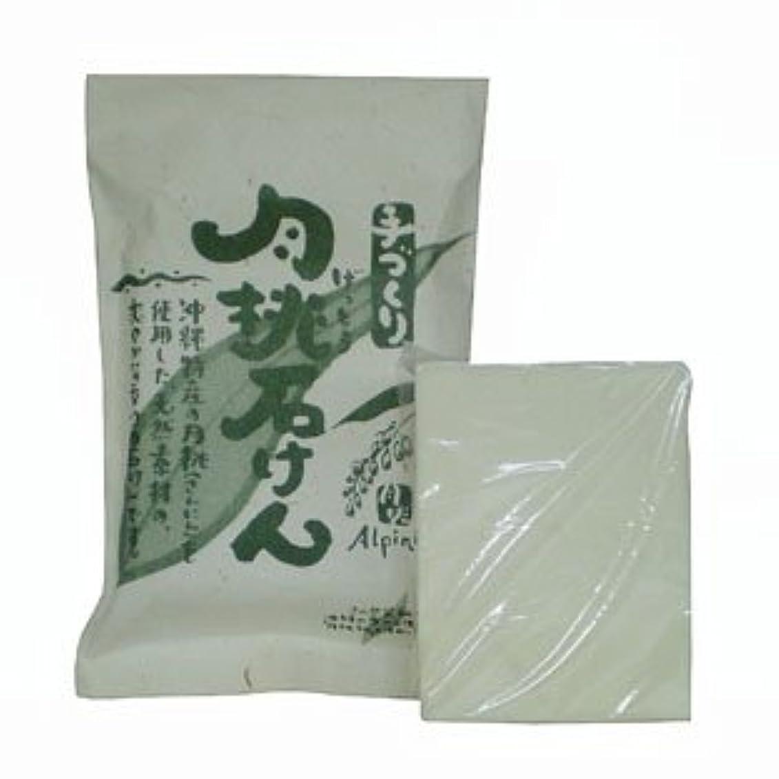 沖縄県産 月桃石けん/台所用石鹸(100g)