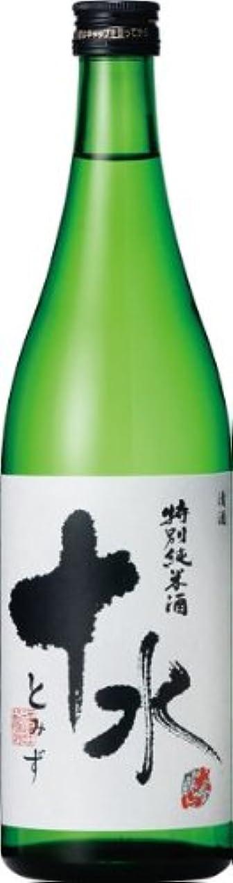 襟植生価値大山 特別純米酒 十水 とみず 720ml