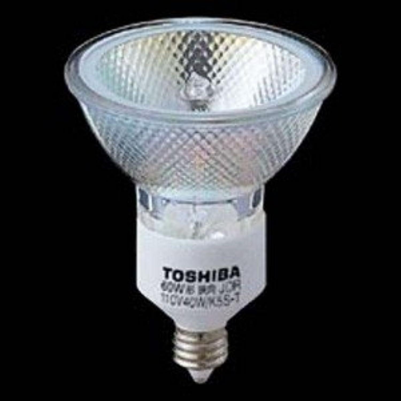 東芝 10個セット ハロゲン電球 ネオハロビーム 100形 広角 E11口金 JDR110V60W/K5F_set