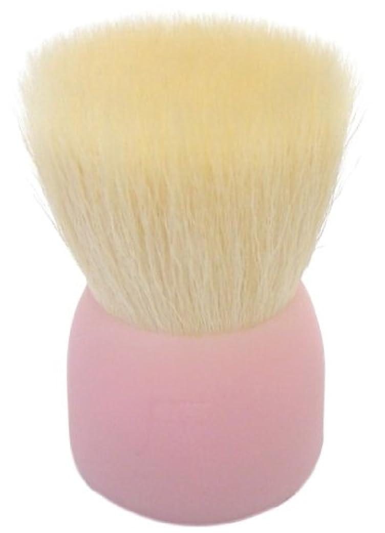 明快期限調和洗顔ブラシ(大)ピンクW002